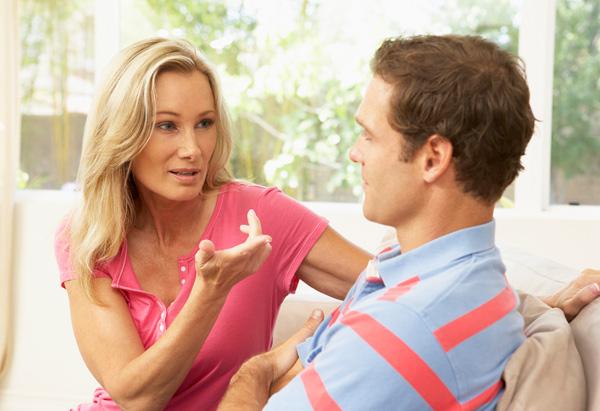 8. Men who don't have deep conversations