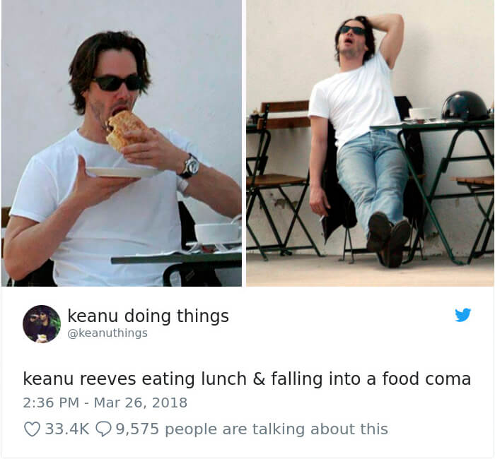 We Couldn't Stop Laughing When We Saw These 26 Hilarious Pictures Of Keanu Reeves (7)