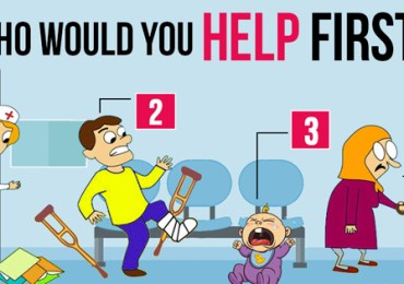 Who Would You Help First