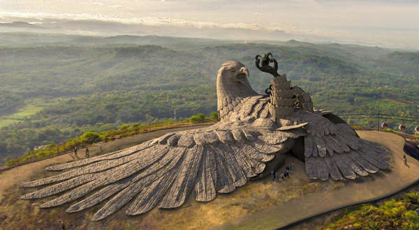 Jatayu-in-India