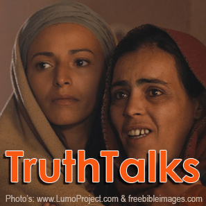 TruthTalks: 2 special women in the Bible