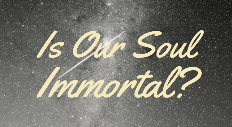 Is Our Soul Immortal?