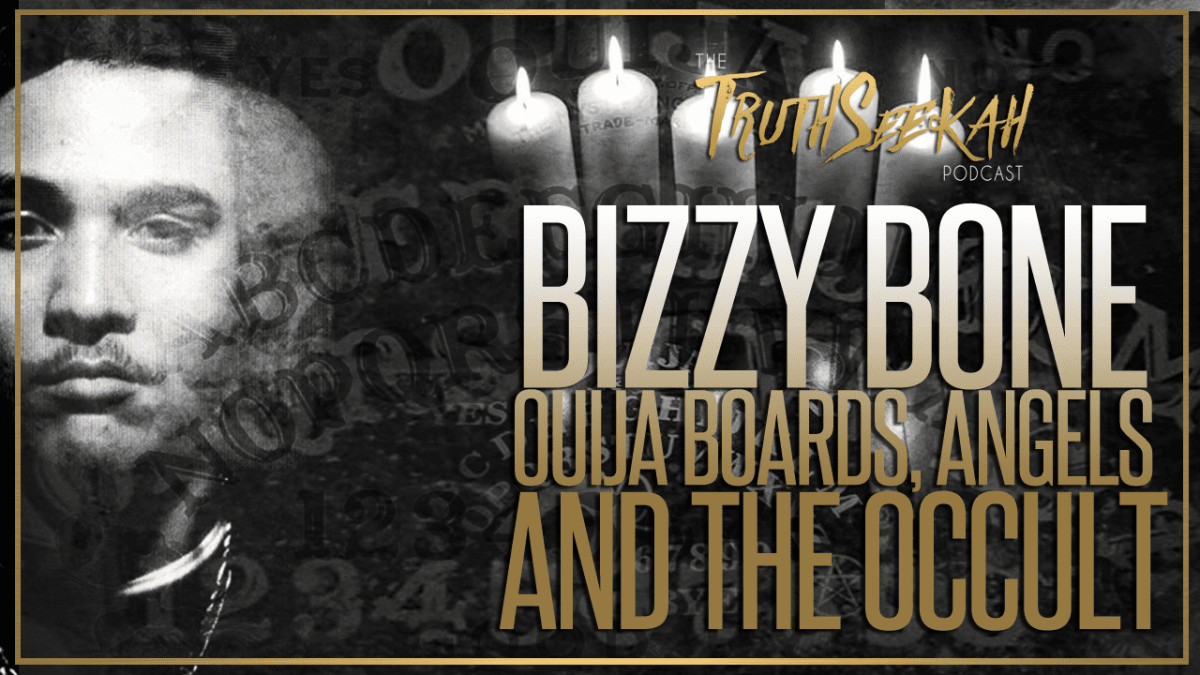 Bizzy Bone of Bone Thugs N Harmony Interview | Ouija Boards, Angels & The Occult