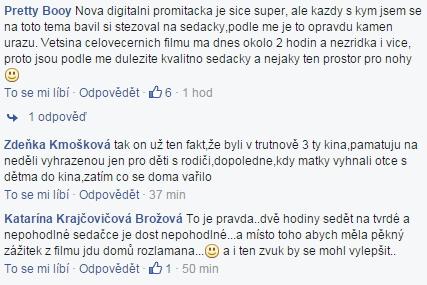 Diskuse na Facebooku