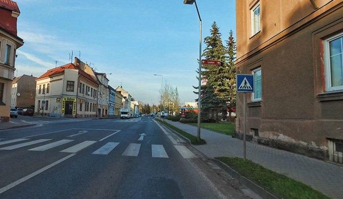rekonstrukce ulice Polská Trutnov