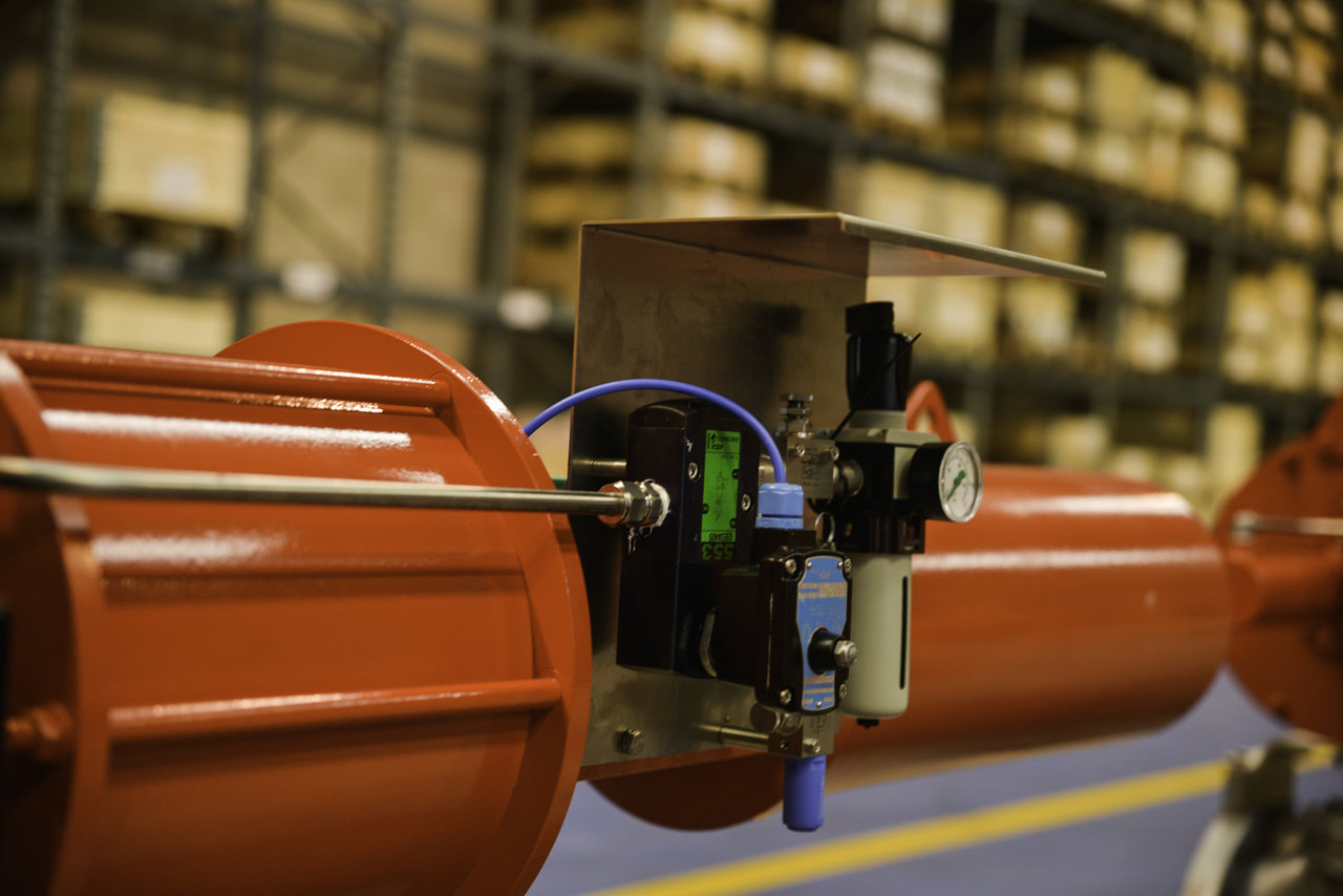 Reconditioning of old actuators and systems