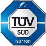 Certificazione ISO 14001 TruTorq