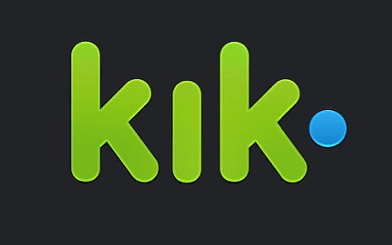 Kik Messenger, Kik logo, Kik Instant Messaging