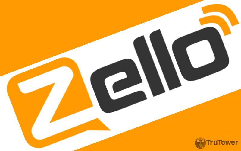 Zello, Push to talk app, Walkie-talkie application