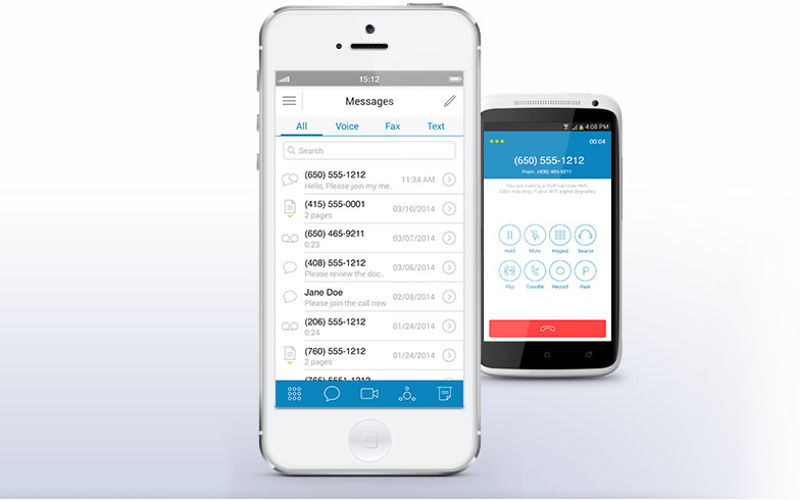RingCentral, conference calling apps, android and ios tablet apps