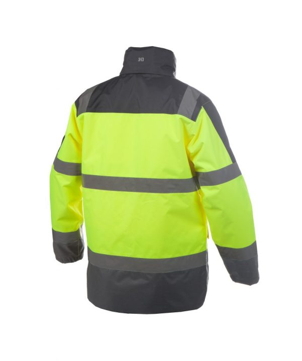 ATLANTIS_High-visibility-waterproof-parka_Fluo-yellow-Cement-grey