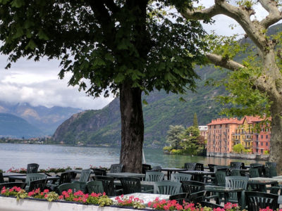 The stunning Bellano village in Lake Como