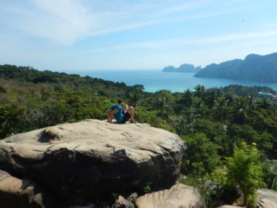 Viewpoints trip in Ko Phi Phi