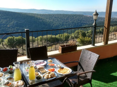 Druze hospitality in Hurfeish village – North Israel