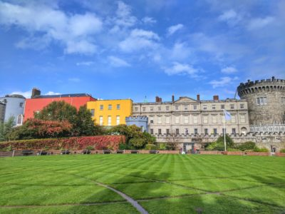 Perfect trip itinerary to four days in Dublin