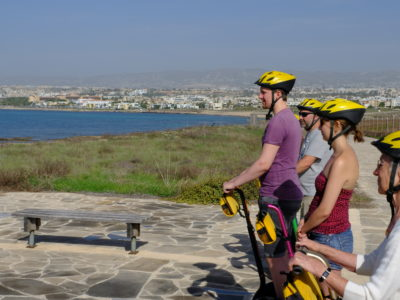 An awesome Segway tour in Paphos