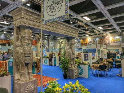 ITB Berlin Convention – From a travel blogger's viewpoint