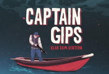Captain Gips – Klar zum Kentern