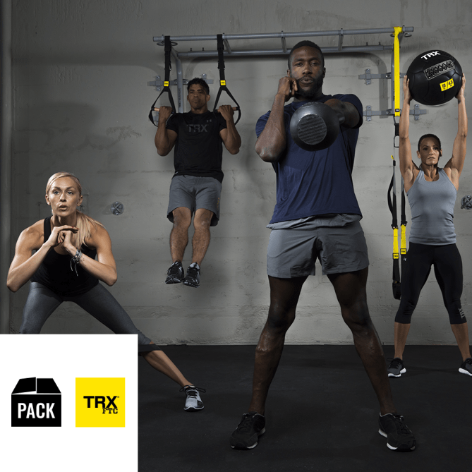 TRX WONDER PACK FTC