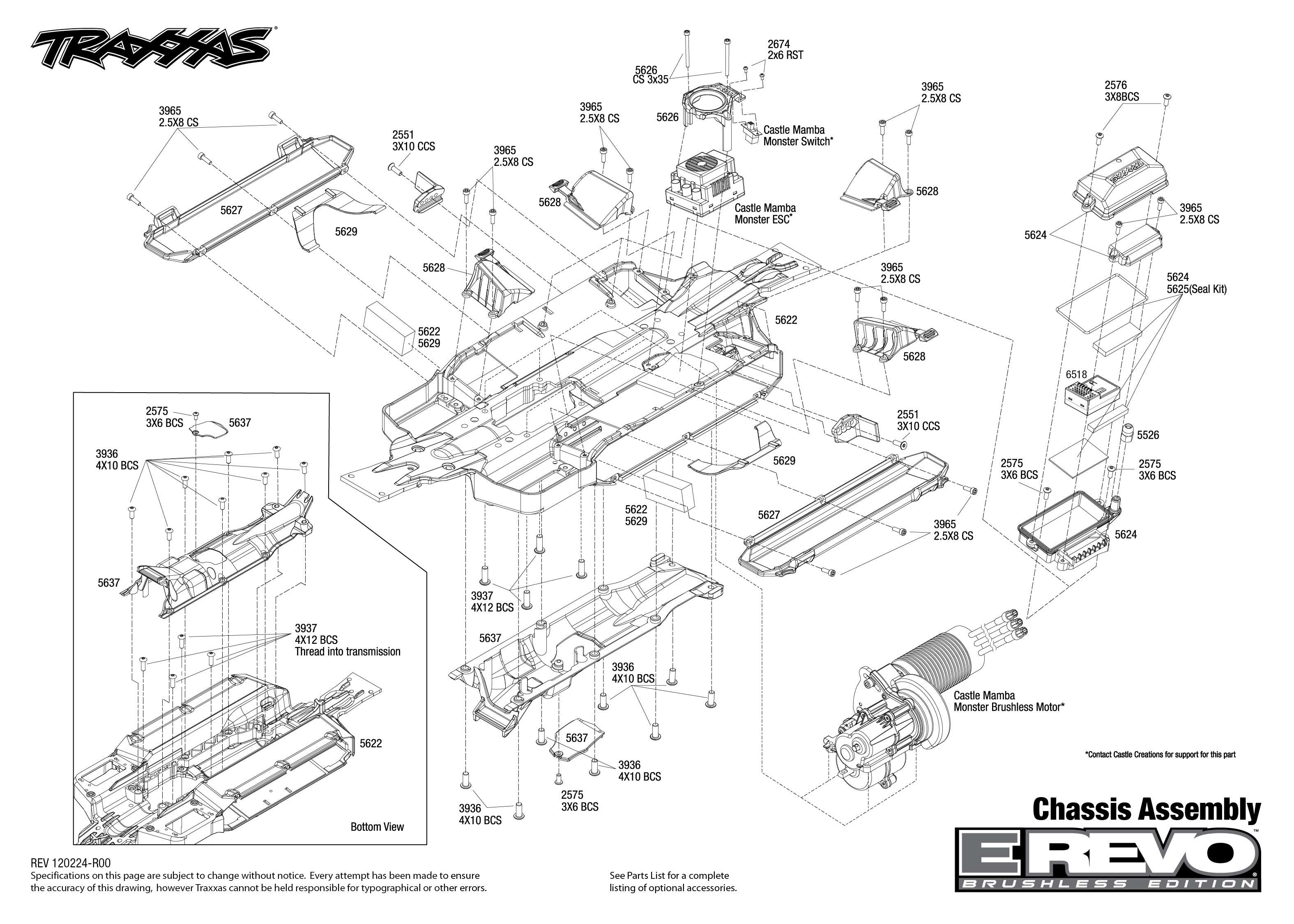Ford F 150 4x4 Diagram
