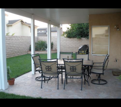 alumawood insulated diy patio cover kits