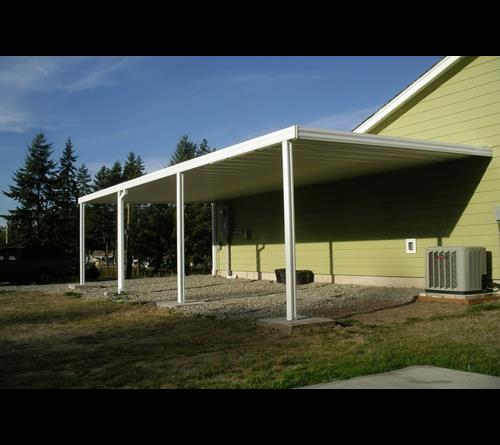 How To Make A Carport That Isnt Ugly