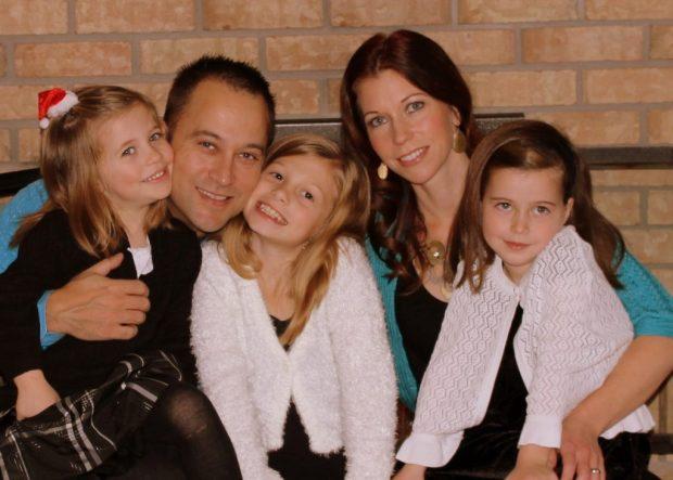 Natasha Mckenty and Family