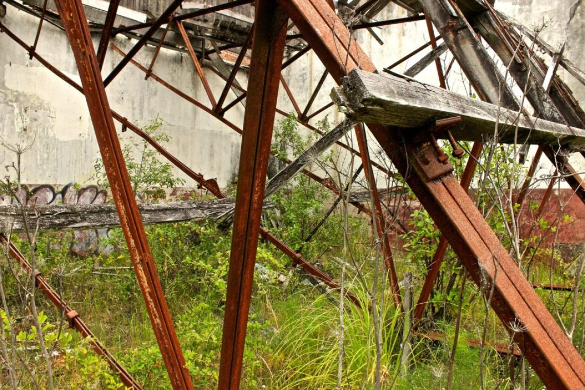 Tokomaru Ruins New Zealand