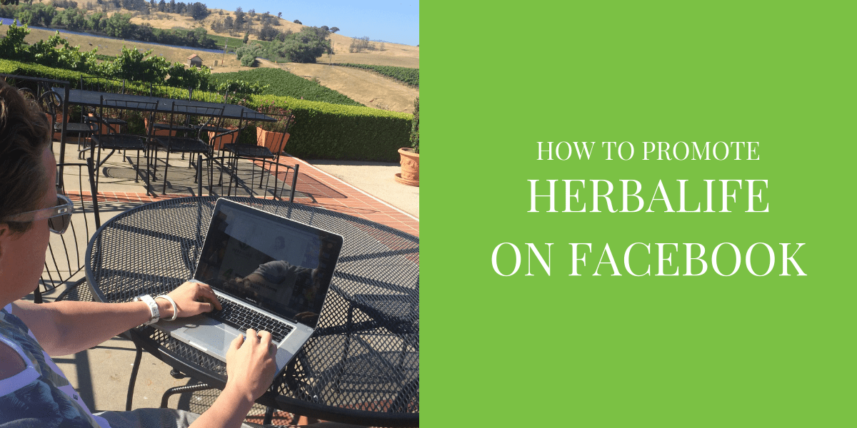 How to Promote Herbalife on Facebook