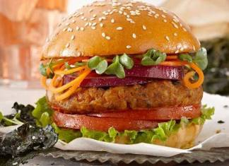 The Healthier Burger
