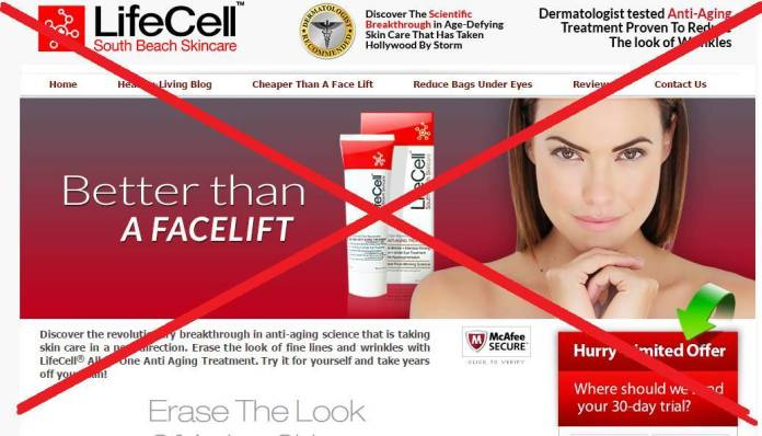 Lifecell All One Anti Aging Treatment Review Tryhealthier