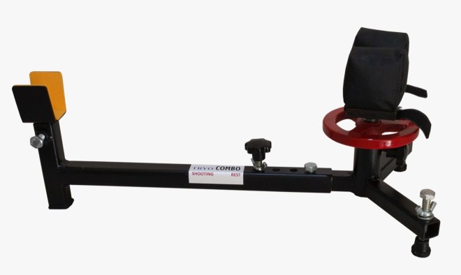 TRYO COMBO Shooting Rest Benchrest Gun rest