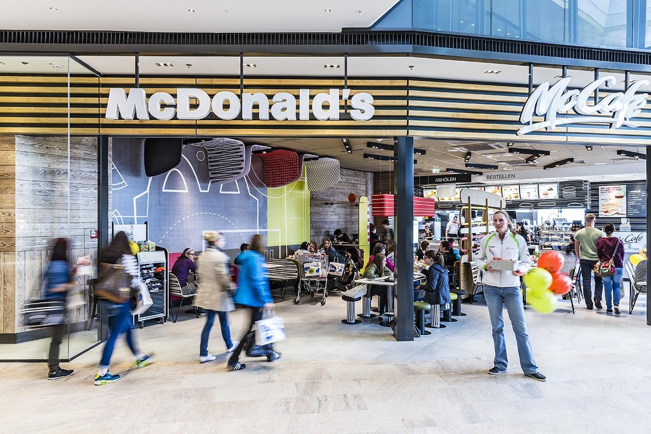 McDonald's Wr. Neustadt | Facebook