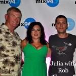 julia and rob thomas