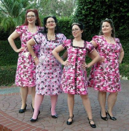 Pink Drink Commandos