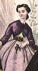 1864 fashion plate jacket (image source: Wikimedia Commons)