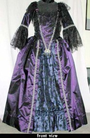 Faerie-tale 18th-c. gown