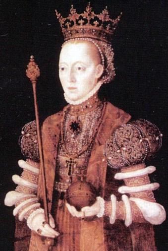 1536 - Queen Margaret of Sweden by Johan Baptista van Uther (image source: Wikimedia Commons)