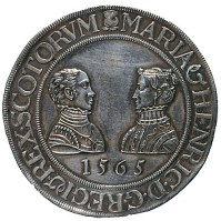 1565 - Mary Queen of Scots & Henry Stuart, Lord Darnley (image source: National Galleries of Scotland)