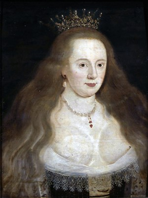 1615 - Frances Howard, Duchess of Lennox, by circle of Marcus Gheeraerts the Younger (image source: Wikimedia Commons)