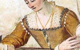 1565 - Fresco by Giovanni Antonio Fasolo