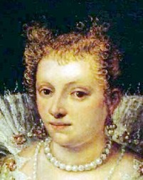 1581 portrait by Domenico Robusti