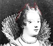 1572 portrait by Fasolo