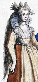 1609 bride by Giacomo Franco
