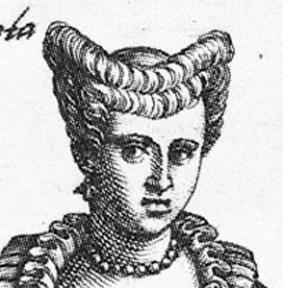 1590 bride etching