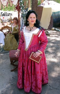 new courtesan gown
