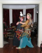 Mary Robinson & Mary Montague know exotic dances!