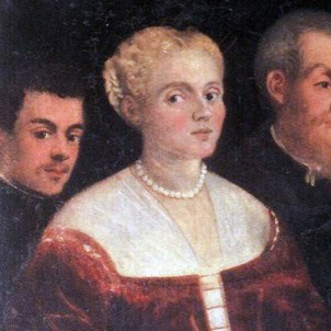 1560s by Tintoretto, a simple partlet option