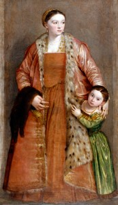 1551 - Liviada Porto Thiene by Paolo Caliari Veronese (image source: Walters Art Museum)
