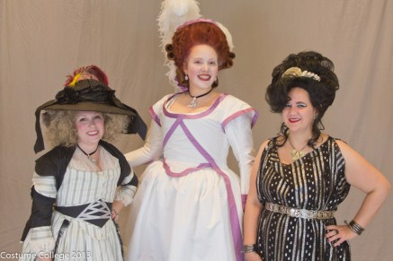Sarah, Kendra, & Trystan, official gala photos by Andrew Schmidt
